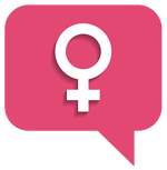 female-symbol-conversation