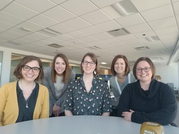 Campus Sonar team photo