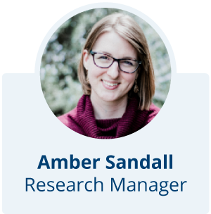 Amber Sandall Research Manager