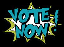 Vote now icon